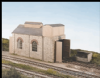 Wills kits CK14 Single Road Engine Shed